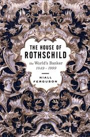 Cover art for THE HOUSE OF ROTHSCHILD