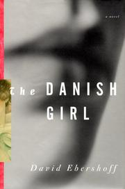 Book Cover for THE DANISH GIRL