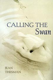 Cover art for CALLING THE SWAN
