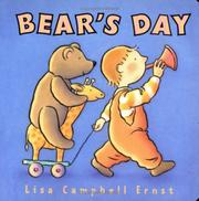 Cover art for BEAR'S DAY