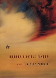 Cover art for BUDDHA'S LITTLE FINGER