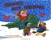 FROGGY'S BEST CHRISTMAS by Jonathan London
