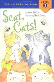 SCAT, CATS! by Joan Holub