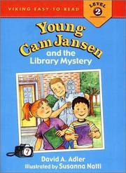 Book Cover for YOUNG CAM JANSEN AND THE LIBRARY MYSTERY