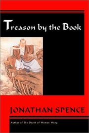 Cover art for TREASON BY THE BOOK