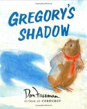 Book Cover for GREGORY'S SHADOW