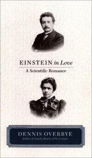 Book Cover for EINSTEIN IN LOVE