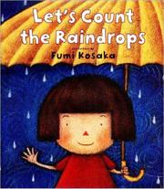 Cover art for LET'S COUNT THE RAINDROPS