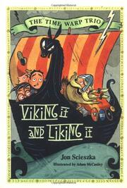 VIKING AND LIKING IT by Jon Scieszka