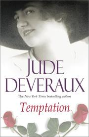TEMPTATION by Jude Deveraux