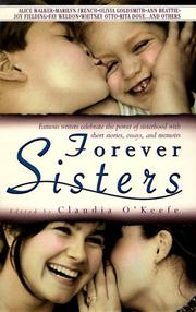 Cover art for FOREVER SISTERS