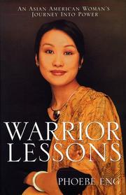 WARRIOR LESSONS by Phoebe Eng