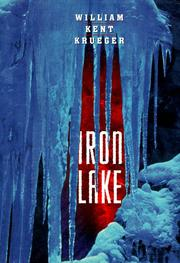 Book Cover for IRON LAKE