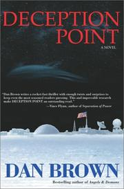 Cover art for DECEPTION POINT