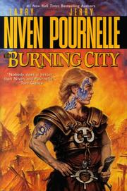 Book Cover for THE BURNING CITY