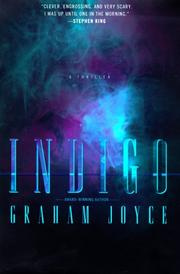 INDIGO by Graham Joyce