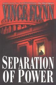 Cover art for SEPARATION OF POWER