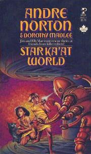 STAR KA'AT WORLD by Andre Norton