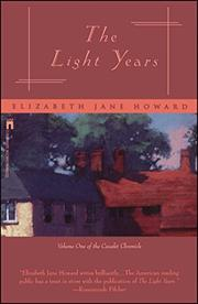 THE LIGHT YEARS by Elizabeth Jane Howard