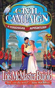 Cover art for A CIVIL CAMPAIGN