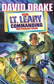 LT. LEARY COMMANDING by David Drake