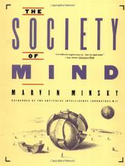 THE SOCIETY OF MIND by Marvin Minsky