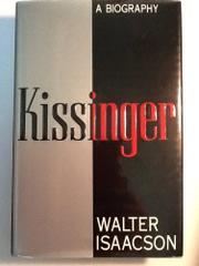 Cover art for KISSINGER