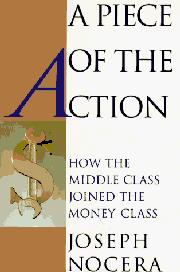 Cover art for A PIECE OF THE ACTION