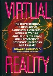 VIRTUAL REALITY by Howard Rheingold