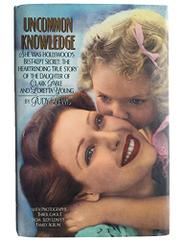 UNCOMMON KNOWLEDGE by Judy Lewis