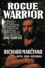 Cover art for ROGUE WARRIOR