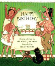 HAPPY BIRTHDAY by Lee Bennett Hopkins