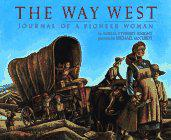 THE WAY WEST by Amelia Stewart Knight