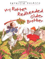 Cover art for MY ROTTEN REDHEADED OLDER BROTHER