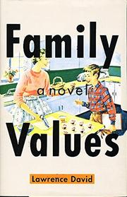 FAMILY VALUES by Lawrence David