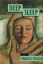 Cover art for DEEP SLEEP