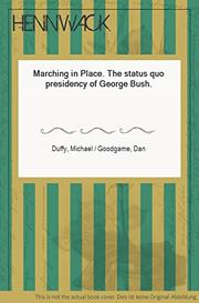 Book Cover for MARCHING IN PLACE