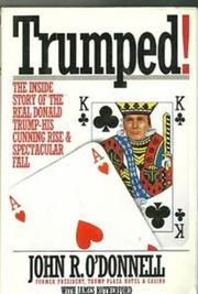 Cover art for TRUMPED!