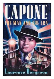 Cover art for CAPONE