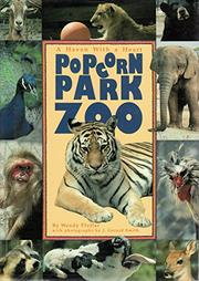 POPCORN PARK ZOO by Wendy Pfeffer
