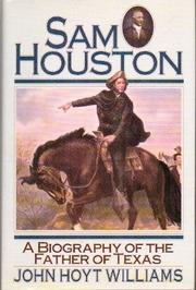 SAM HOUSTON by John Hoyt Williams