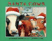 SANTA COWS by Cooper Edens