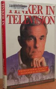 Cover art for TINKER IN TELEVISION