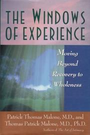 Book Cover for THE WINDOWS OF EXPERIENCE