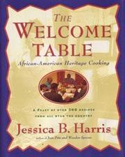 THE WELCOME TABLE by Jessica B. Harris