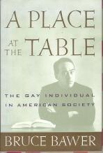 A PLACE AT THE TABLE by Bruce Bawer