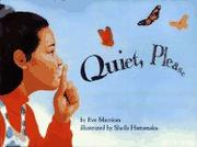 Cover art for QUIET, PLEASE