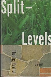 SPLIT-LEVELS by Thomas Rayfiel