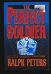 Cover art for A PERFECT SOLDIER