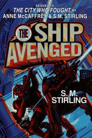 Book Cover for THE SHIP AVENGED